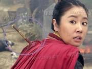 """Phì cười """"rổ sạn"""" trong phim tiền tỷ của Lâm Tâm Như"""
