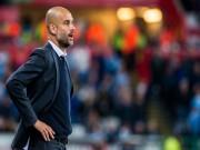 """Bóng đá - TRỰC TIẾP Swansea - Man City: Guardiola """"cầu bại"""""""