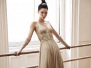 Kendall hóa vũ công ba lê kiêu kỳ trên Vogue