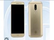 Lộ ảnh thực tế điện thoại Lenovo Moto M-XT