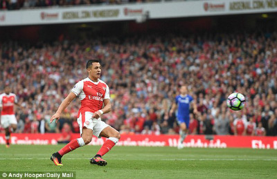 Chi tiết Arsenal - Chelsea: Thành quả ngọt ngào (KT) - 4