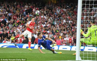 Chi tiết Arsenal - Chelsea: Thành quả ngọt ngào (KT) - 6