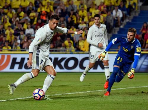 Las Palmas - Real Madrid: Người hùng dự bị - 1