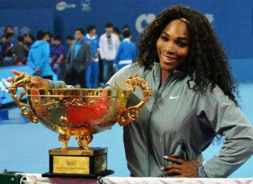 Tin thể thao HOT 25/9: Serena bỏ liền 2 giải ở Trung Quốc - 1
