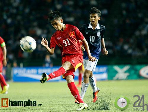 U16 Việt Nam – U16 Iran: Quên World Cup đi mà đá! - 1
