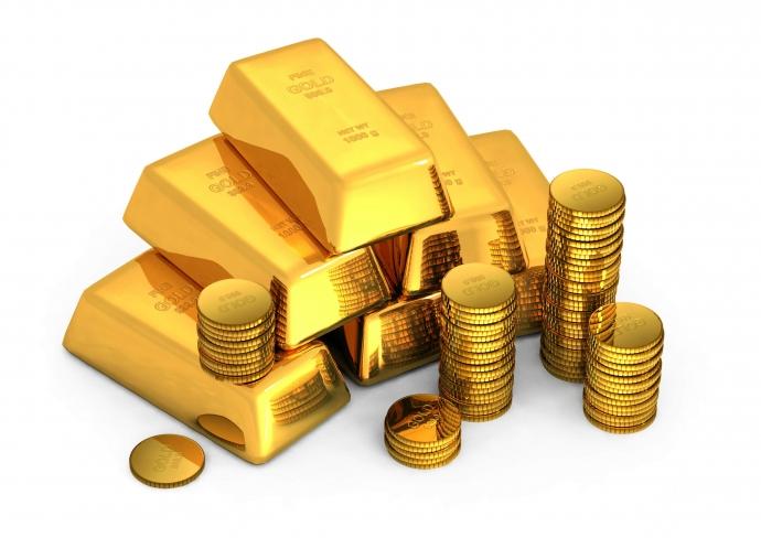 Giá vàng hôm nay 25/9: Vụt tăng sau tuần giảm mạnh - 1