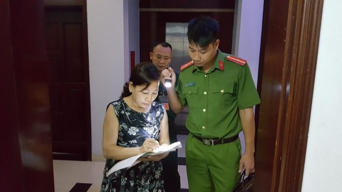 Thảm án ở Quảng Ninh: Kiểm tra, rà soát các khách sạn - 1