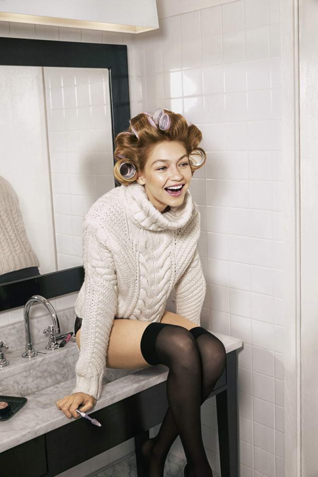 Gigi Hadid tiết lộ bí kíp giảm cân thần tốc - 4