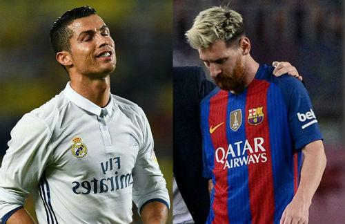 """Ronaldo - Messi cùng """"mất tích"""": Ngày thời thế xoay vần - 1"""