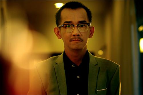 Minh Thuận cười bí hiểm trong phim điện ảnh cuối cùng - 1