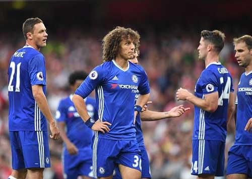 """Chelsea rơi không thấy đáy: Chỉ còn là """"hổ giấy"""" - 1"""