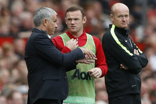 MU - Mourinho gạt Rooney: Muộn còn hơn không - 2