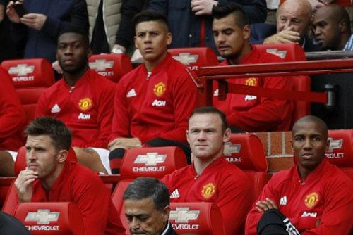 MU - Mourinho gạt Rooney: Muộn còn hơn không - 1
