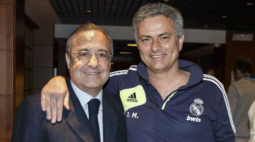 """Perez từng mơ tái hợp Mourinho, hứa """"trảm"""" công thần - 1"""