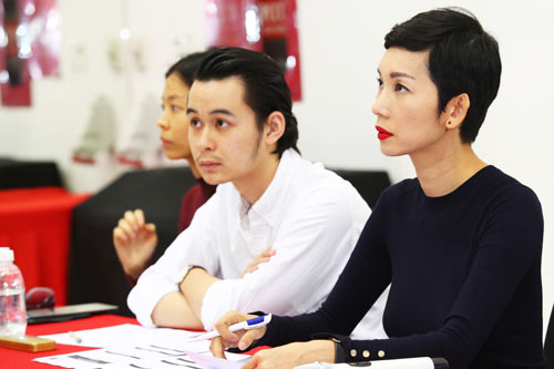 Bộ 3 mẫu Tây điển trai dự tuyển Elle show Việt Nam - 3