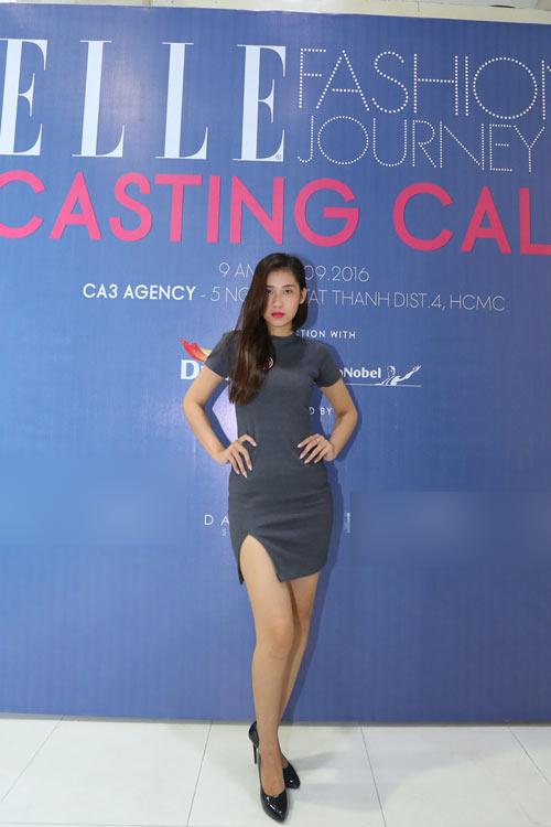 Bộ 3 mẫu Tây điển trai dự tuyển Elle show Việt Nam - 10