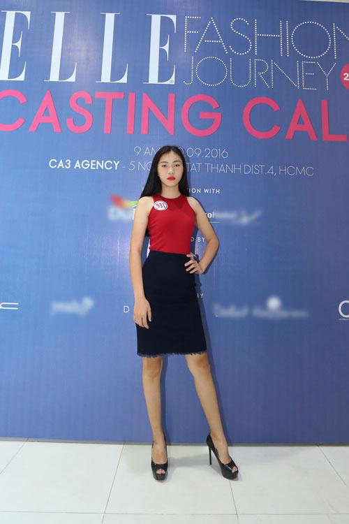 Bộ 3 mẫu Tây điển trai dự tuyển Elle show Việt Nam - 9