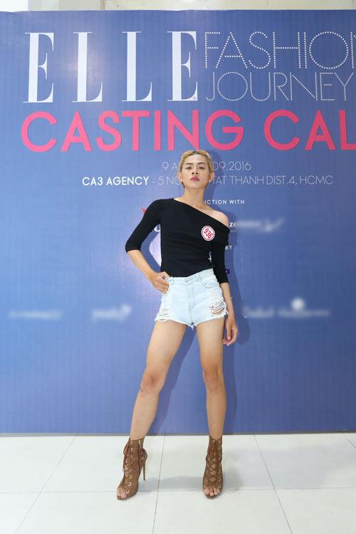 Bộ 3 mẫu Tây điển trai dự tuyển Elle show Việt Nam - 13