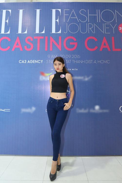 Bộ 3 mẫu Tây điển trai dự tuyển Elle show Việt Nam - 11