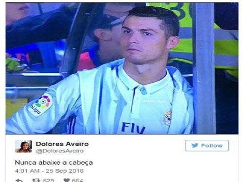Tin HOT tối 25/9: Ronaldo được mẹ an ủi trên mạng xã hội - 1