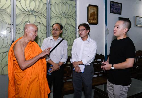 Gia đình Minh Thuận dùng tiền phúng điếu làm từ thiện - 1