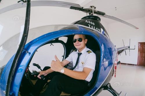 Chỉ nhờ dạy học, thầy giáo TQ mua được máy bay riêng - 1