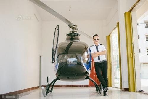 Chỉ nhờ dạy học, thầy giáo TQ mua được máy bay riêng - 2