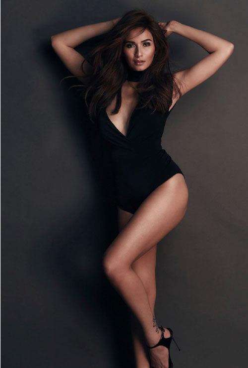 Vẻ đẹp nóng bỏng của mỹ nhân sexy thứ nhì Philippines - 6