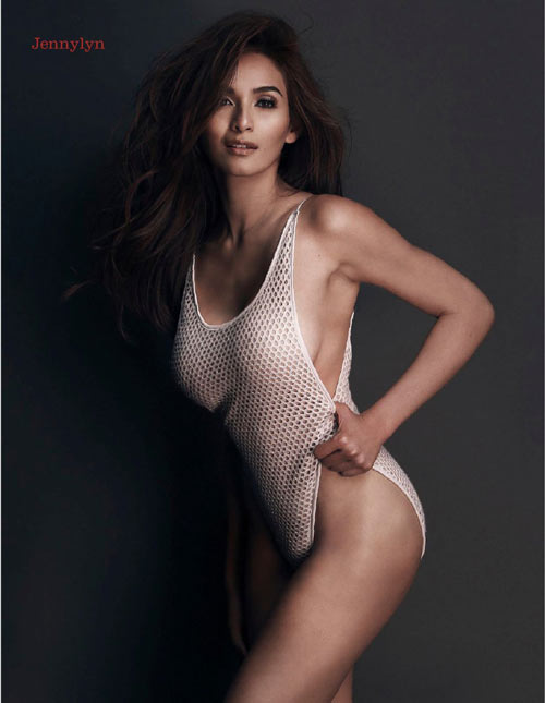 Vẻ đẹp nóng bỏng của mỹ nhân sexy thứ nhì Philippines - 1