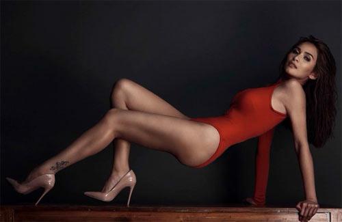 Vẻ đẹp nóng bỏng của mỹ nhân sexy thứ nhì Philippines - 7