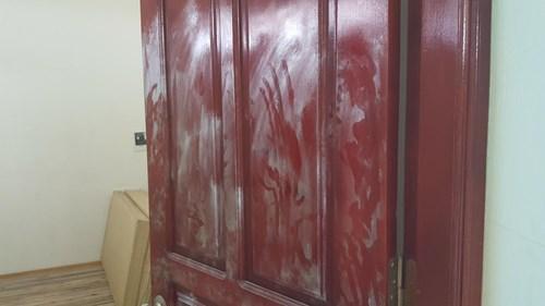 Bên trong căn nhà xảy ra thảm án 4 bà cháu bị sát hại - 5