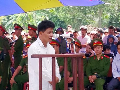 Tử hình kẻ sát hại dã man nữ sinh lớp 12 ở Đà Nẵng - 1