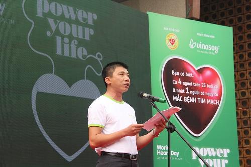 """""""Sống vì trái tim chiến binh"""" – giảm nguy cơ trẻ hóa bệnh lý tim mạch tại Việt Nam - 5"""