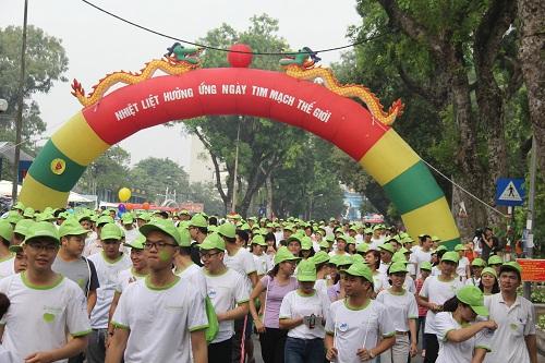 """""""Sống vì trái tim chiến binh"""" – giảm nguy cơ trẻ hóa bệnh lý tim mạch tại Việt Nam - 6"""