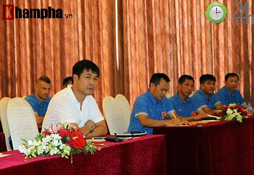 Không sao nhập tịch, HLV Hữu Thắng gọi lực lượng tốt nhất - 1
