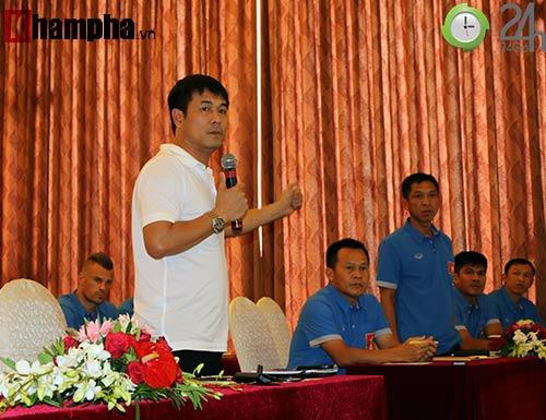 Không sao nhập tịch, HLV Hữu Thắng gọi lực lượng tốt nhất - 3