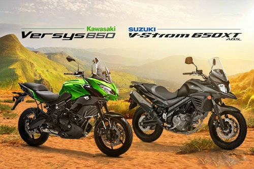 Nên mua Kawasaki Versys 650 hay Suzuki V-Strom 650XT? - 1