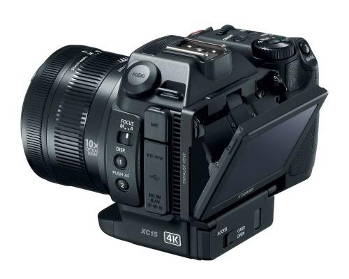 Canon cho ra mắt máy ảnh XC15 hỗ trợ quay video 4K UHD - 6