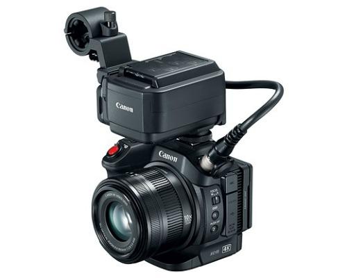 Canon cho ra mắt máy ảnh XC15 hỗ trợ quay video 4K UHD - 5