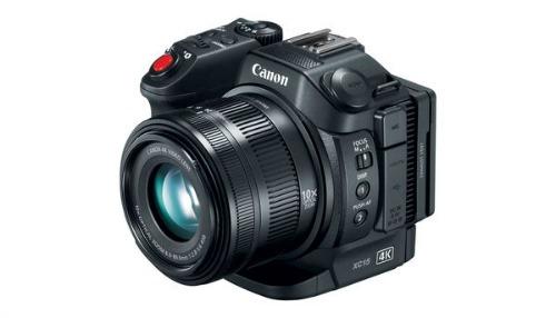 Canon cho ra mắt máy ảnh XC15 hỗ trợ quay video 4K UHD - 2