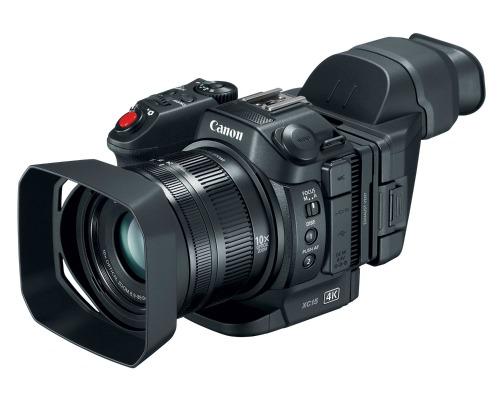 Canon cho ra mắt máy ảnh XC15 hỗ trợ quay video 4K UHD - 4