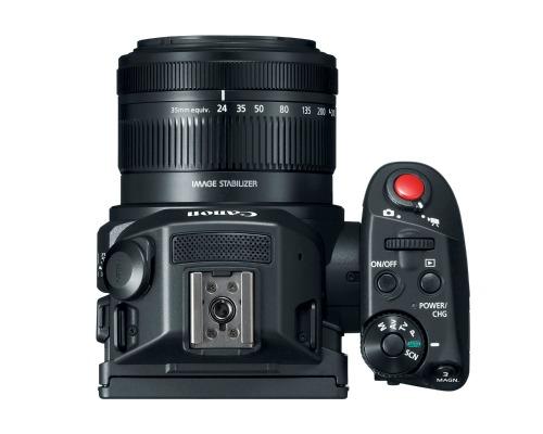 Canon cho ra mắt máy ảnh XC15 hỗ trợ quay video 4K UHD - 9