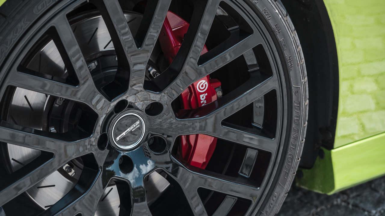 Dodge Charger Hellcat phiên bản độ, công suất 782 mã lực - 6