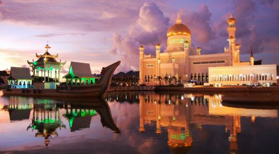 8 sự thật gây choáng về đất nước Brunei - 1
