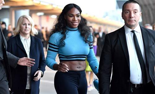 """Dàn siêu mẫu diện cực đẹp vẫn """"lép vế"""" vì Serena - 5"""