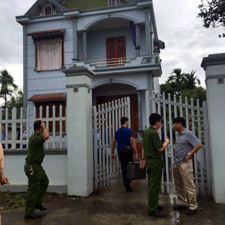 Xác định 2 kẻ nghi vấn trong vụ thảm án ở Quảng Ninh - 2