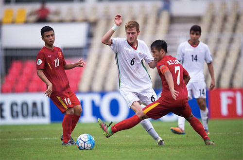 Vỡ mộng World Cup, HLV đội U16 Việt Nam nói gì? - 2