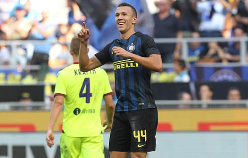 Inter Milan - Bologna: Pha hỏng ăn phút 90+5 - 1