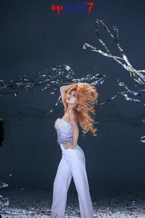 Hot girl 1m54 xuất sắc lọt vào chung kết Next Top Model - 3