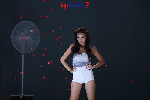 Hot girl 1m54 xuất sắc lọt vào chung kết Next Top Model - 4